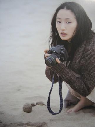 安藤裕子愛用カメラ