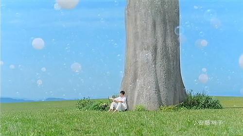「キリンの泡」 CM曲安藤裕子担当 『白い雲のように』