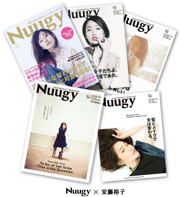 Nuugy×安藤裕子