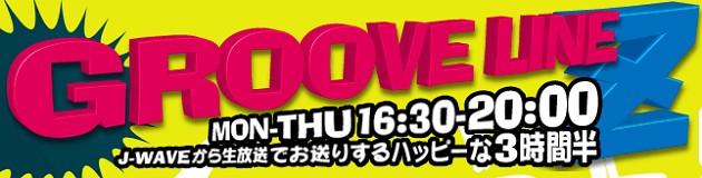 J-WAVE『GROOVE LINE Z』