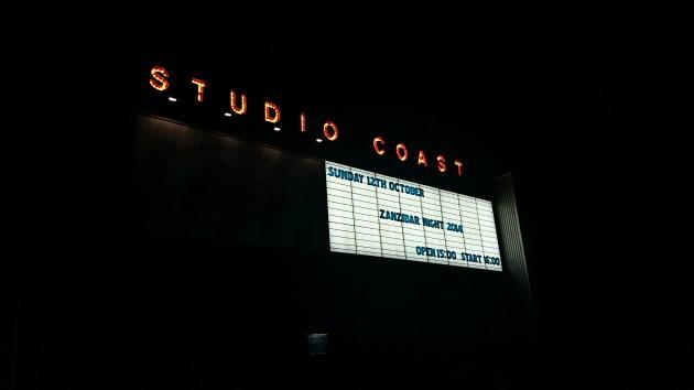 ザンジバルナイト @ 新木場 STUDIO COAST