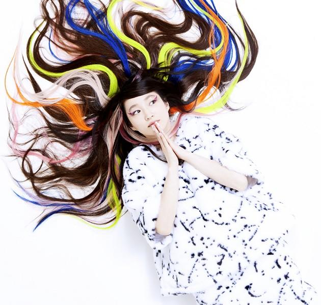 安藤裕子「あなたが寝てる間に」ジャケット写真
