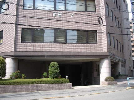 YS corporation入居ビル