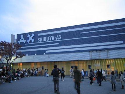 安藤裕子 LIVE 2010 SHIBUYA-AX